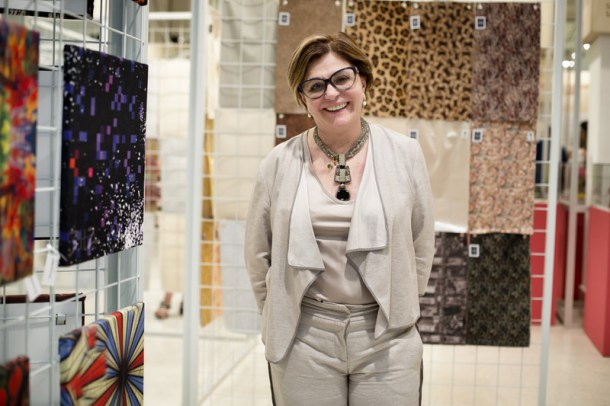 Ilse Guimarães, superintendente da Assinteca: inspiração para Walter Rodrigues