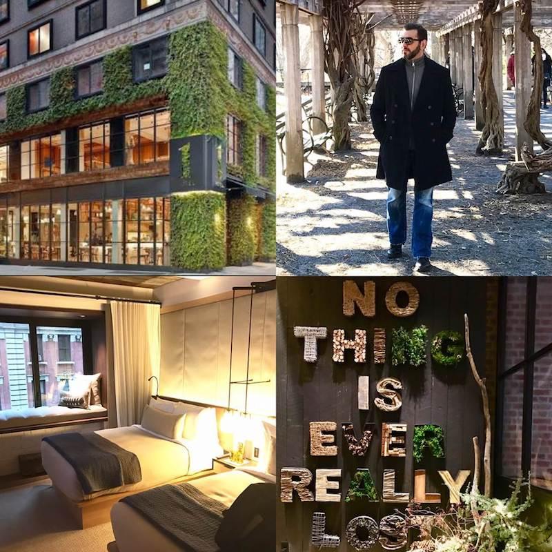 1Hotel, em Nova Iorque