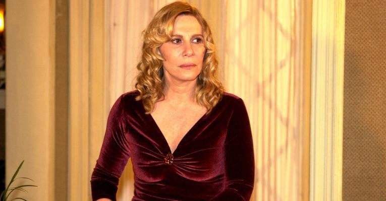 """Renata Sorah interpretou a icônica personagem de """"Senhora do Destino"""" (Foto: Divulgação)"""