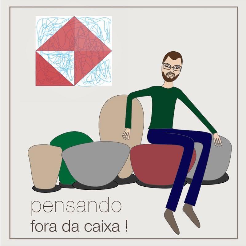 Newton Lima investiga a arte com toques geométricos e poéticos de Antonio Bokel e os móveis com pinceladas modernistas e cubistas da