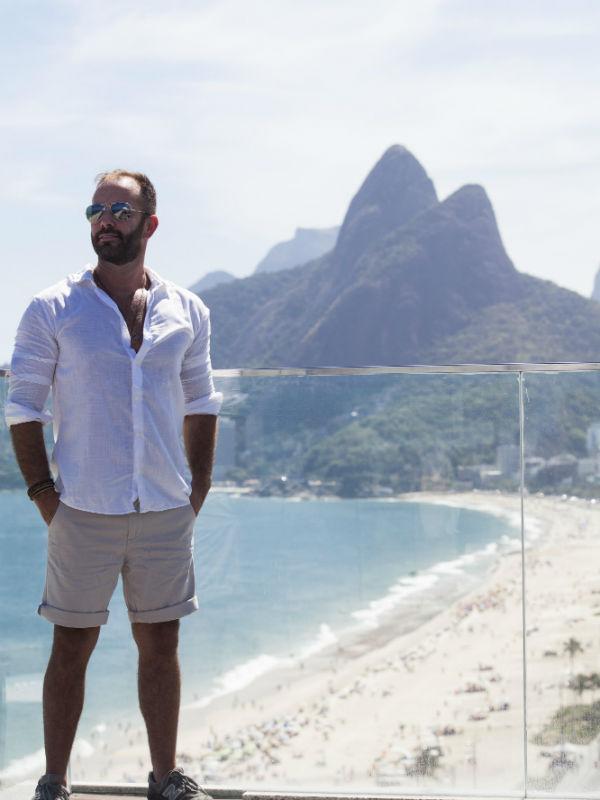 Responsável pela lista do Folia Tropical, o promoter Léo Marçal contou seus critérios para convidar uma pessoa para o camarote mais badalado da Sapucaí