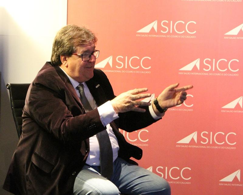 Frederico Pletsch, diretor da Merkator Feiras e Eventos, empresa que promove o SICC (Foto: Henrique Fonseca)