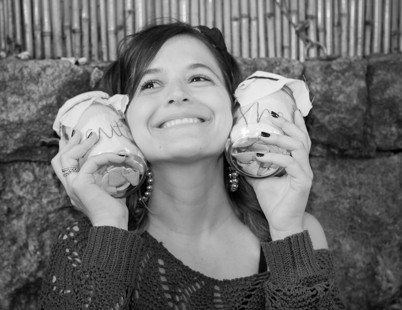 Nina Correa em clique especial para o site sob as lentes do fotógrafo Miguel Moraes