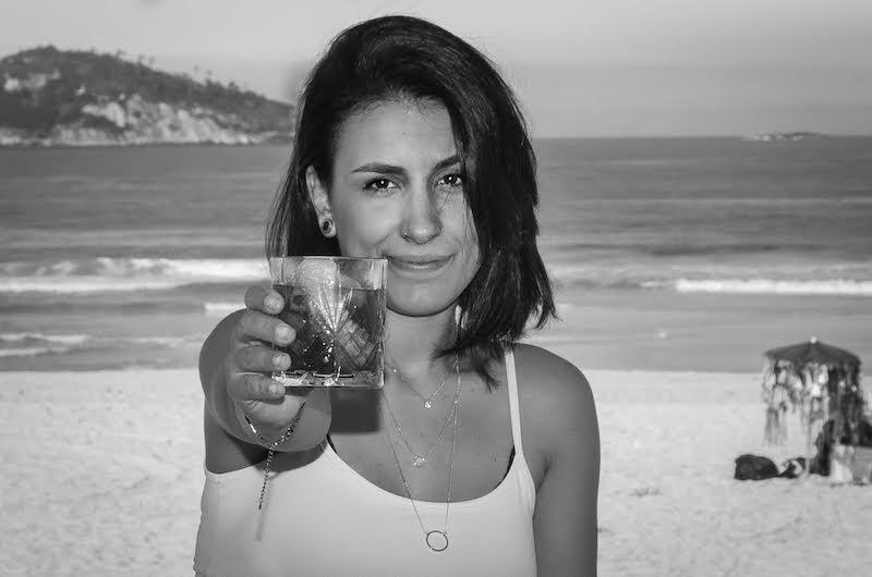 Jessica Sanches por Miguel Moraes