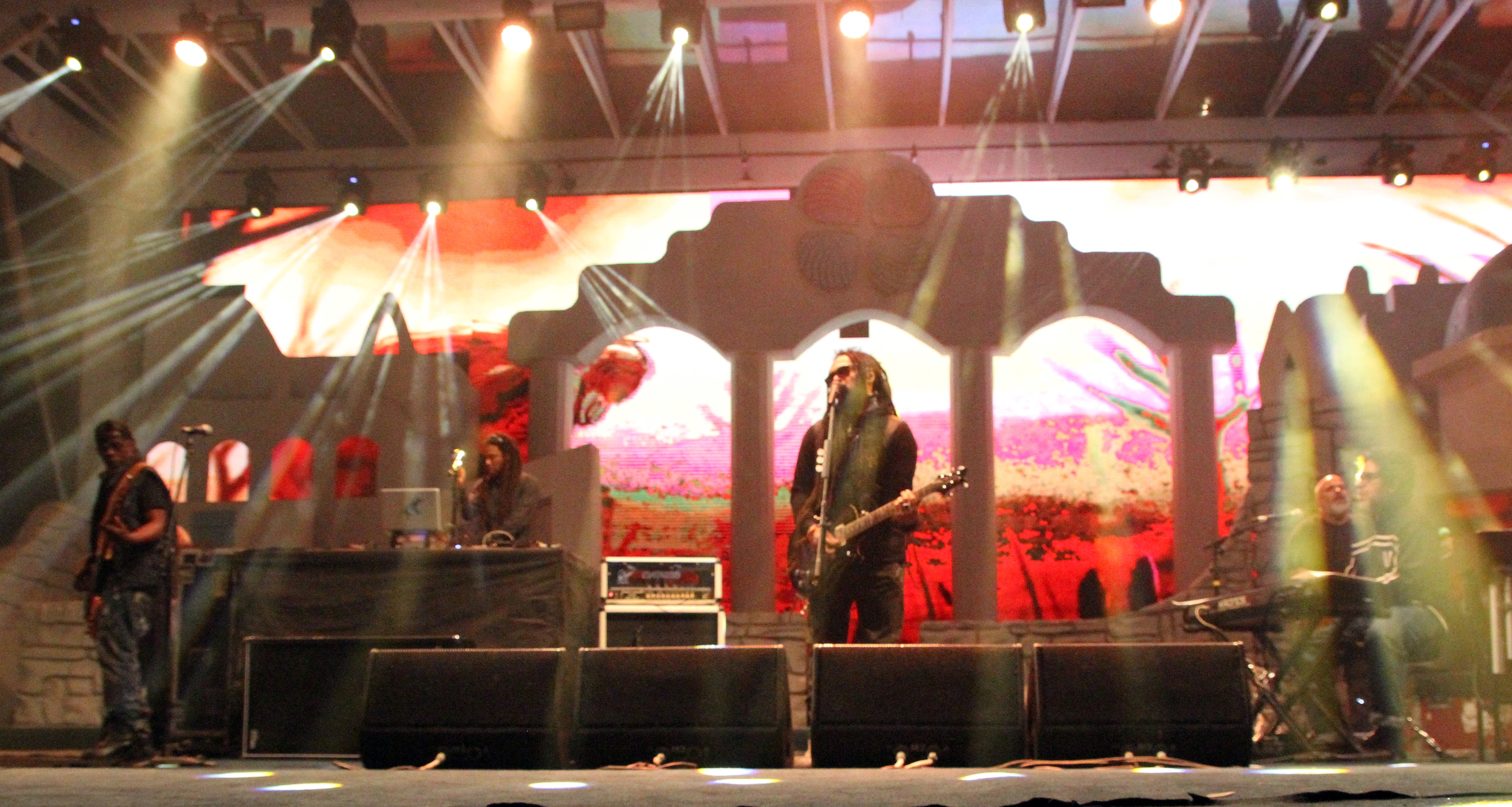 O Rappa faz último show em Brasília antes do fim da banda