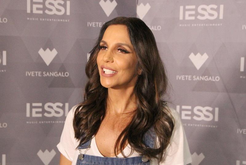 Ivete em entrevista exclusiva (Foto: Henrique Fonseca)