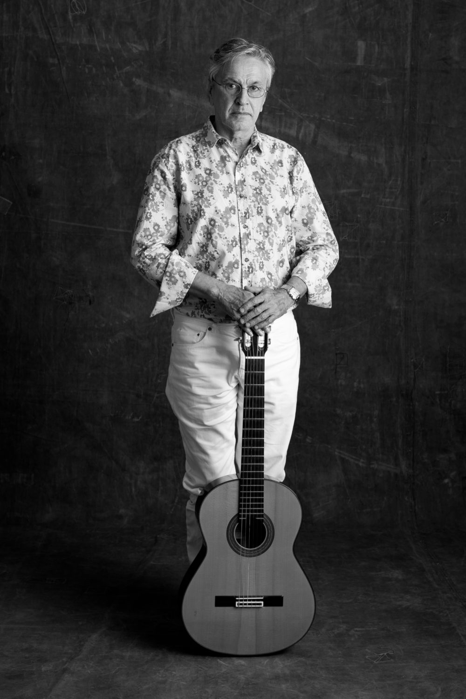 Caetano Veloso por Jorge Bispo