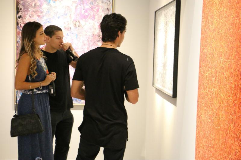 O objetivo da galeria é ser uma ponte entre o mercado nacional e o exterior (Foto: Natalino Werneck)