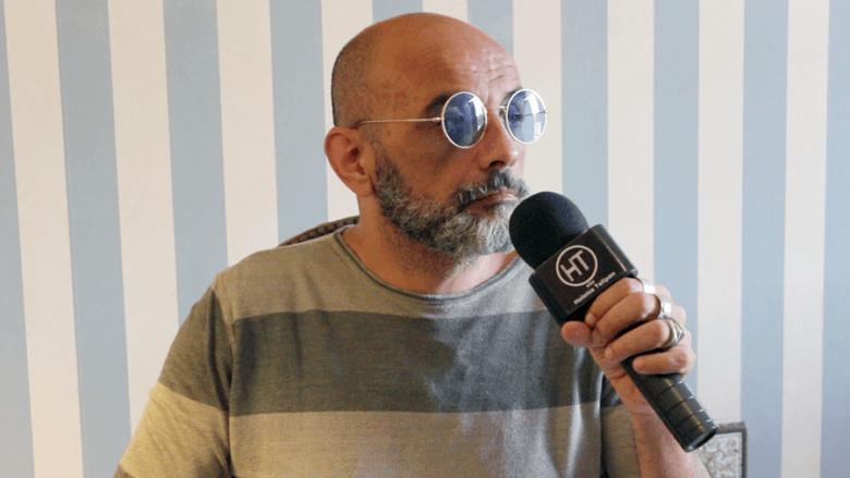 Presidente da ONG Turma do Bem, Fábio Bibancos durante nossa entrevista exclusiva (Foto: Henrique Fonseca)