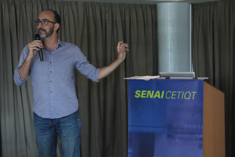 Luciano Tardan, professor tutor (Foto: Divulgação)