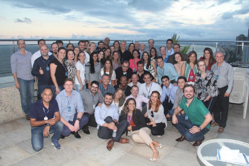 A primeira aula do MBI em Indústria Avançada: Confecção 4.0 foi realizada em um hotel pelo SENAI CETIQT, no Rio de Janeiro (Foto: Divulgação)