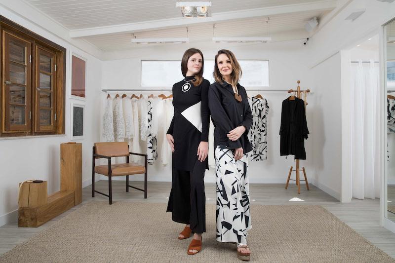 f0bba5f428 Em família  Toia Lemann lança marca de roupas Anna Vic com coleção de  estreia que faz homenagem à mãe