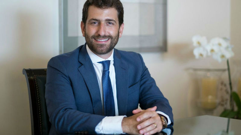Bruno Heleno é o gerente geral corporativo de Vendas e Marketing (Foto: Divulgação)