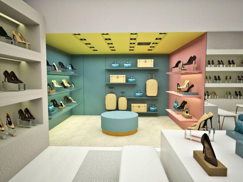 857b937c4 Nova loja tem cores vibrantes e ambiente ainda mais acolhedor (Foto:  Divulgação)