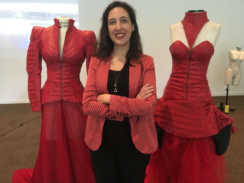 Ana Claudia Lopes é a nova coordenadora do curso de Design de Moda (Foto: Heloisa Tolipan)