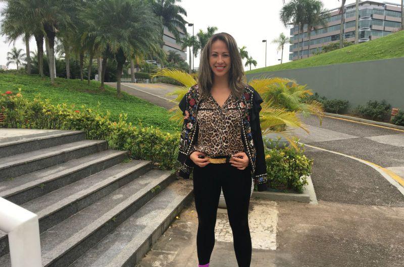 Melissa Silva, especialista em gestão de pós-graduação de design de moda do SENAI CETIQT (Foto: Heloisa Tolipan)