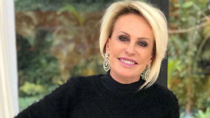 Ana Maria Braga comemora 20 anos de sucesso do Mais Você na Globo (Foto: Divulgação)