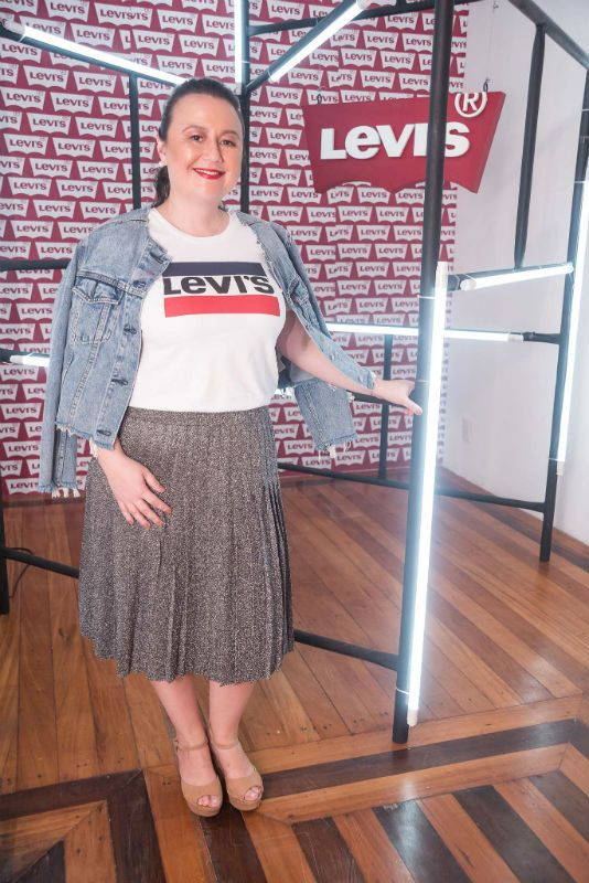 Marina Kadooka é a gerente de marketing da Levi's no Brasil e uma das principais responsáveis pelo sucesso do evento (Foto: Renato Wrobel)