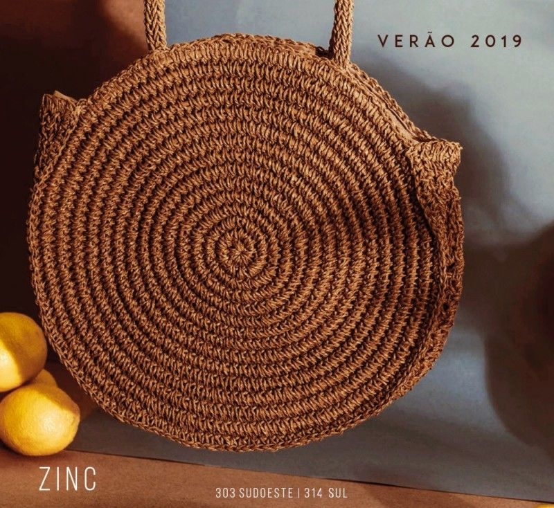 As bags da nova coleção Verão 2019 tem materiais e cores inspirados no Nordeste brasileiro, na Indonésia, Índia e África (Foto: Divulgação)