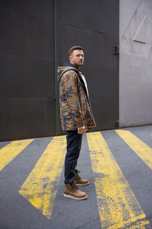 Justin Timberlake se inspirou no que a música representa em sua vida no processo criativo dos designs para a Levi's (Foto: Divulgação)