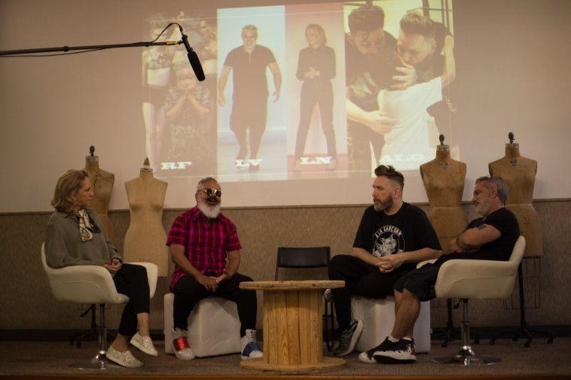 Lenny Niemeyer, Ronaldo Fraga, Alexandre Herchcovitch e Lino Villaventura são coaches no SENAI Brasil Fashion