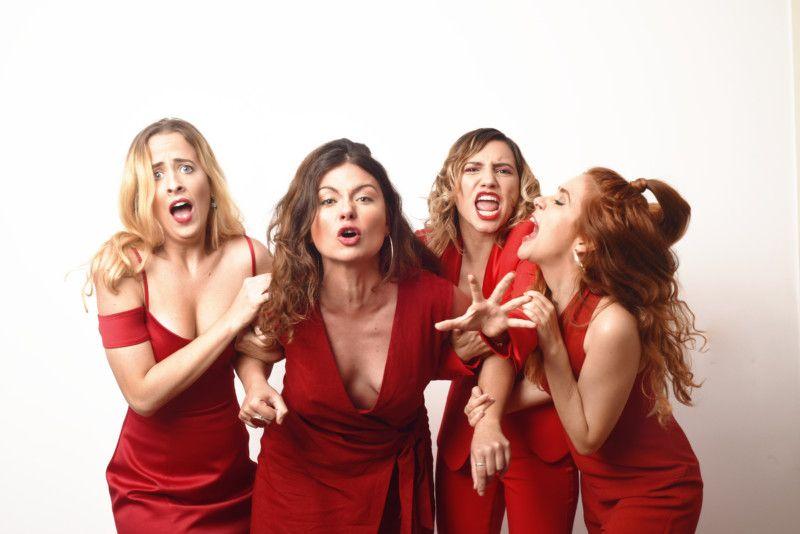 Spotify e Cia de 4 Mulheres lançam primeira série de ficção em ...