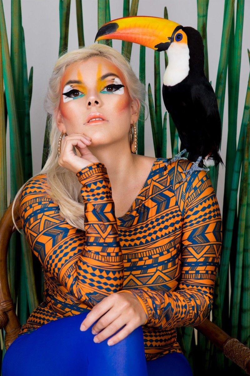 Duda Beat - Foto e direção criativa de Giselle Dias   produção: Gabi Werden   make: Palloma Maremoto   retoucher: Caetano Weissman