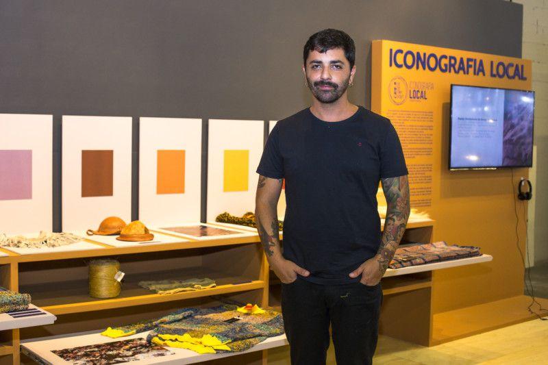 """No Inspiramais 2020_I, Lucas Magalhães e o resultado do projeto """"Iconografia Local Bahia"""""""