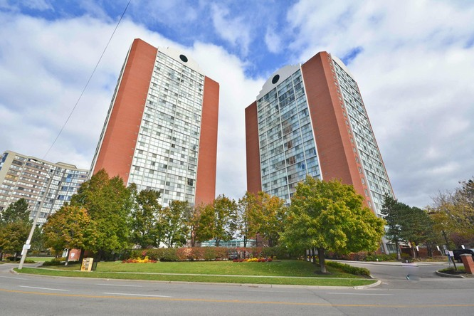 2BR Condo for Sale on 4185 Shipp Drive #1817, Mississauga