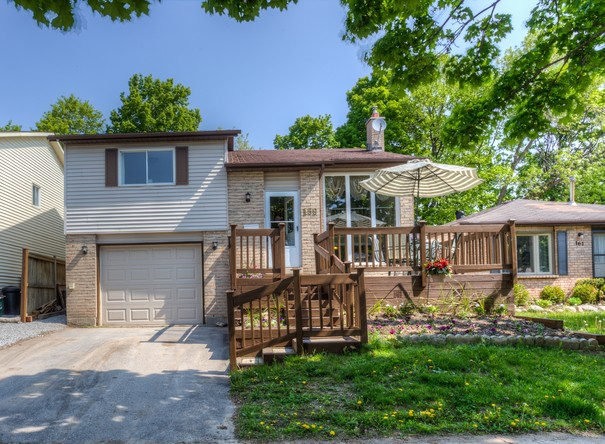 2BR Home for Sale on 159 Hickling Trail, Barrie