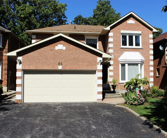 4BR Home for Sale on 63 Red Oak Drive, Richmond Hill
