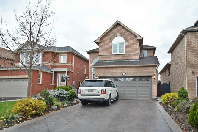 4BR Home for Sale on 89 National Cres, Brampton