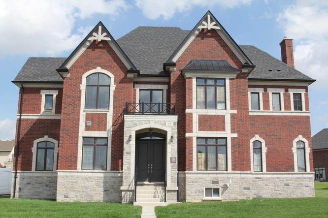 4BR Home for Sale on 25 Belladonna Circle, Brampton