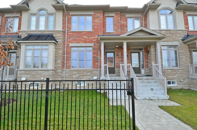 2BR Condo for Sale on 46 Mack Clement Lane, Richmond Hill