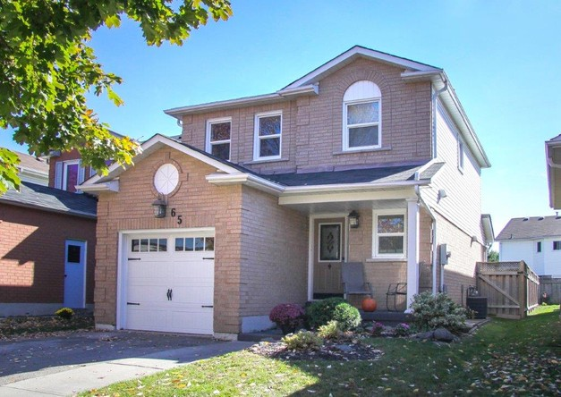3BR Home for Sale on 65 Moyse Drive, Clarington