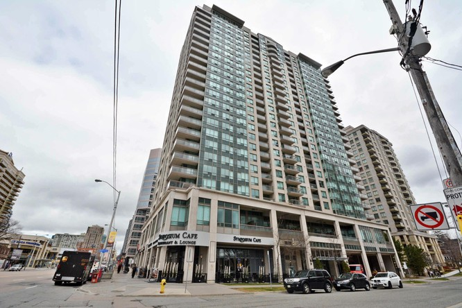 2BR Condo for Sale on 18 Parkview Avenue #2007, Toronto