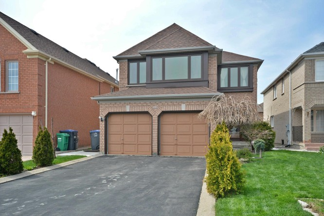 3BR Home for Sale on 87 Seclusion Crescent, Brampton