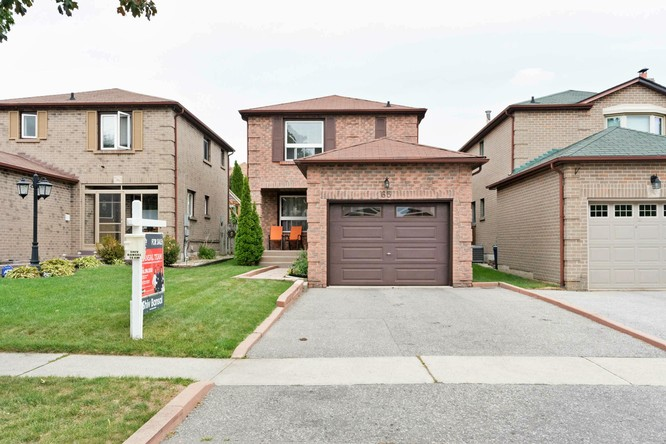 3BR Home for Sale on 65 Carnelly Crescent, Ajax