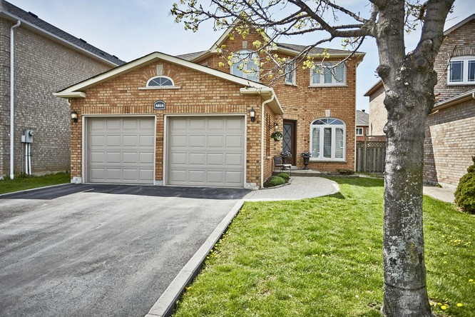 4BR Home for Sale on 4814 Rathkeale Road, Mississauga