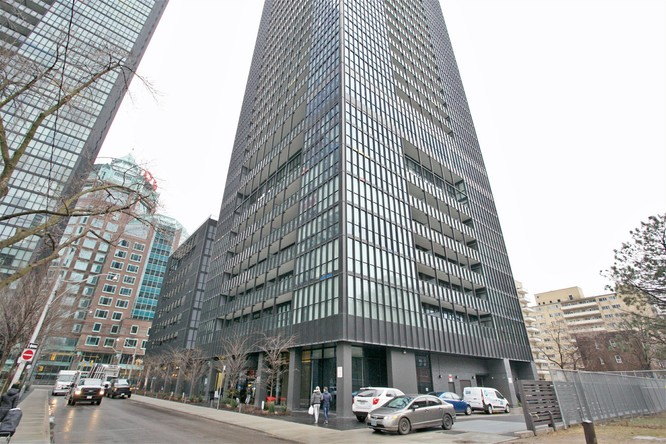 1BR Condo for Sale on 101 Charles Street #518, Toronto