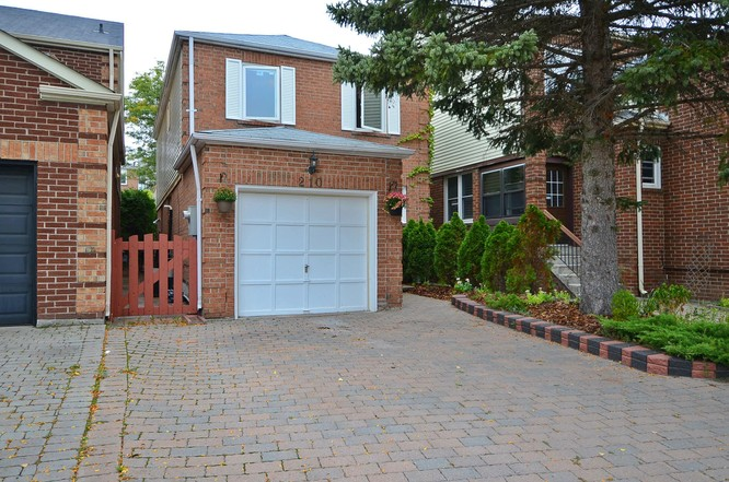 3BR Home for Sale on 210 Winding Lane, Vaughan