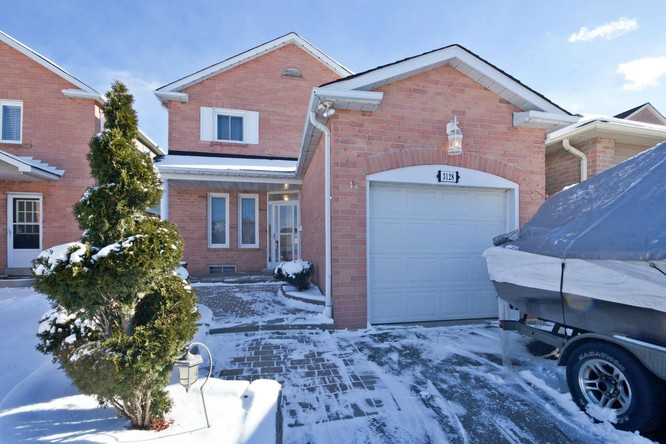 3BR Home for Sale on 3128 Cambourne Crescent, Mississauga