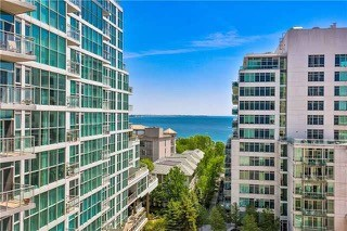 2BR Condo for Sale on 3 Marine Parade Drive #808, Toronto