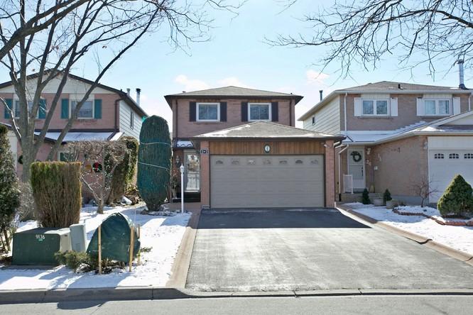 3BR Home for Sale on 22 Wheatfield Road, Brampton