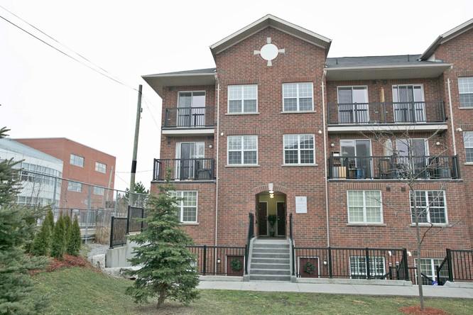 2BR Condo for Sale on 45 Strangford Lane #208, Toronto
