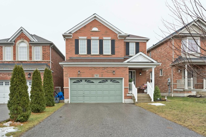 3BR Home for Sale on 56 Unsworth Crescent, Ajax