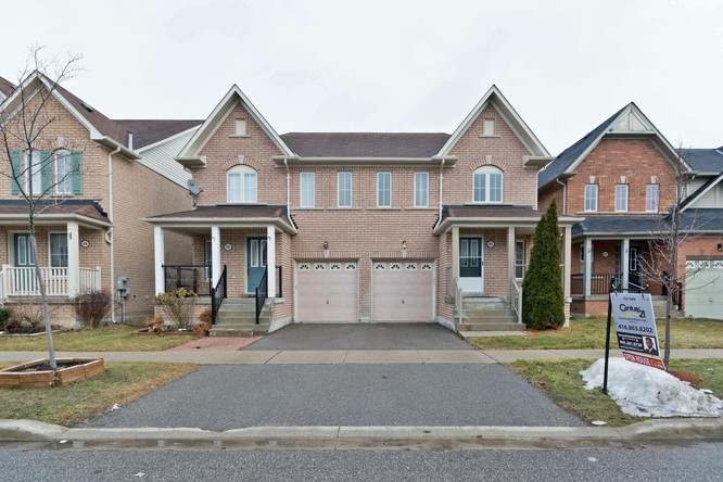 3BR Home for Sale on 84 Carpendale Crescent, Ajax