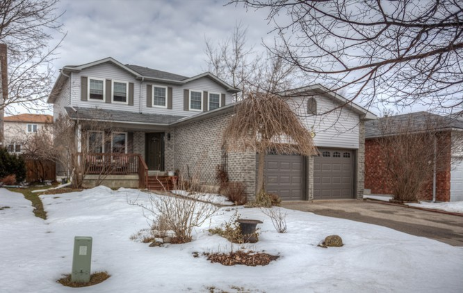 4BR Home for Sale on 80 Pheasant Drive, Orangeville