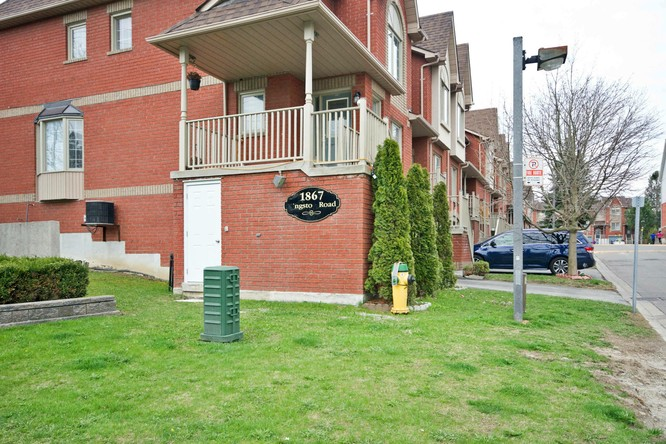 3BR Condo for Sale on 1867 Kingston Road #29, Pickering