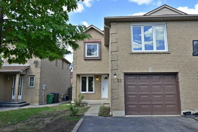 3BR Home for Sale on 1033 Blizzard Road, Mississauga